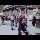 Berlín en julio de 1945. Vídeo a color