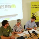 Som Energía inicia la construcción en Sevilla de una planta fotovoltaica de 2 MW para autoconsumo colectivo