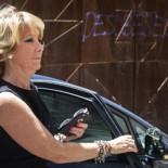 La Justicia archiva el juicio contra Esperanza Aguirre por su fuga en la Gran via