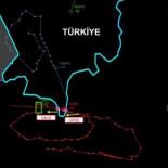 El ejército turco muestra la trayectoria en el radar del caza ruso derribado[turco]