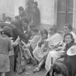 La Desbandá, la mayor tragedia de la Guerra Civil, encerrada políticamente