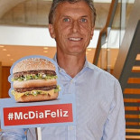 Macri autoriza a McDonald's contratar 5 mil jóvenes por menos del salario mínimo y con subsidio del gobierno