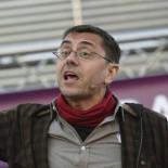 Monedero demandará al rector de la UCM por revelar la suspensión de empleo y sueldo