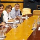 El PNV pierde el escaño que le daba la mayoría absoluta con el PSE