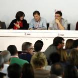 El Comité Federal del PSOE decide abstenerse y brinda a Rajoy la reelección
