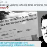 Los tuits del PSOE durante la investidura que nadie entiende