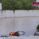 La víctima mortal de las inundaciones en Estepona es una prostituta rumana cerrada en un club de alterne