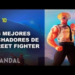 Top 10 Los MEJORES personajes de STREET FIGHTER