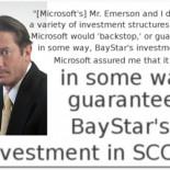 Microsoft y Bill Gates apoyan más activamente al mayor troll de patentes (eng)