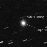 Un satelite grande parece estar desmoronándose en órbita geoestacionaria [ENG]