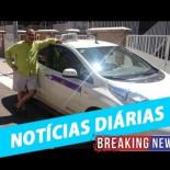 """Taxista con un coche eléctrico después de 300.000 Km: """"No vuelvo al taxi de combustión ni regalao""""."""