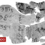 Qué dicen los textos de uno de los Rollos del Mar Muerto en Israel finalmente descifrados 70 años después
