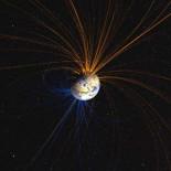 Una anomalía bajo África debilita el campo magnético de la Tierra desde hace 1.000 años (ING)