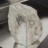 Evidencia en un diamante del cuarto mineral más abundante de la Tierra