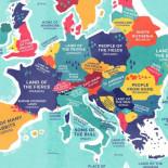 El significado del nombre de cada país del planeta, explicado en este mapa