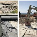 Indignación al verterse hormigón para la construcción del centro de visitantes de Göbekli Tepe