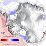 La Antártida se deshace desde el fondo del mar (ING)