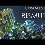 Cómo hacer cristales de bismuto