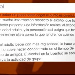 Beber Hasta Coger El Punto Es Divertido Y No Es Peligroso