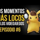 Momentos locos en videojuegos, por Borja Pavón