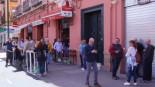 La Policía desaloja un bar de Nervión donde no se respetaban las distancias