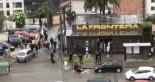 Desalojadas más de 100 personas de un bar en Santander y cerrado el local